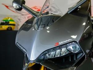 Ducati 1199 Panigale S Senna (Foto: Luciano Sampafotos / Divulgação)