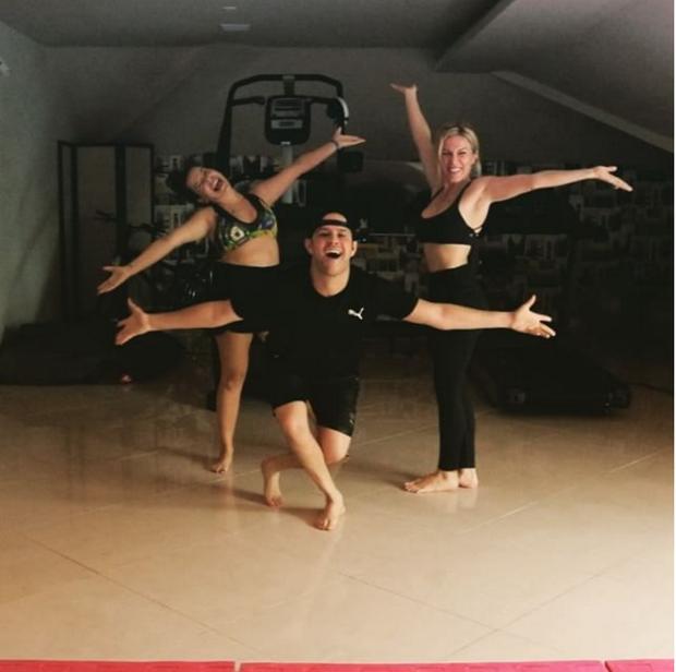 Fernanda Souza e Ludmila Dayer (Foto: Reprodução/Instagram)