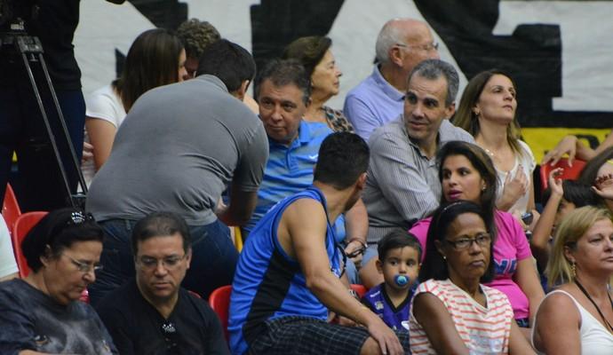 Rubén Magnano Mogi das Cruzes x Vitória NBB (Foto: Cairo Oliveira)