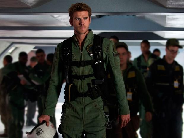 Liam Hemsworth é uma das novidades de 'Independence Day: O ressurgimento' (Foto: Divulgação)