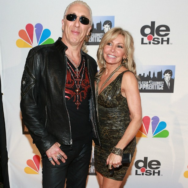 Suzette Snider é esposa do metaleiro Dee Snider, líder do conjunto Twisted Sisters, desde 1981. (Foto: Getty Images)
