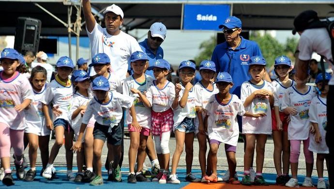 Maratoninha Caixa Natal (Foto: Divulgação)
