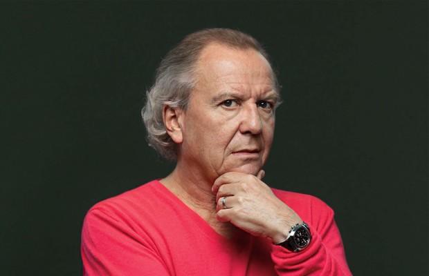 O publicitário brasileiro Washington Olivetto (Foto: Divulgação)