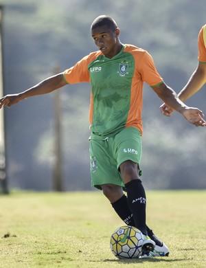 Juninho; América-MG (Foto: Divulgação/AFC)