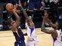 Jazz supera perda de Gobert no início do jogo e larga na frente dos Clippers