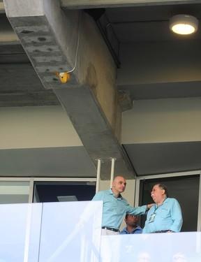 BLOG: WTorre promete notificar Palmeiras por fita em câmera de segurança na arena