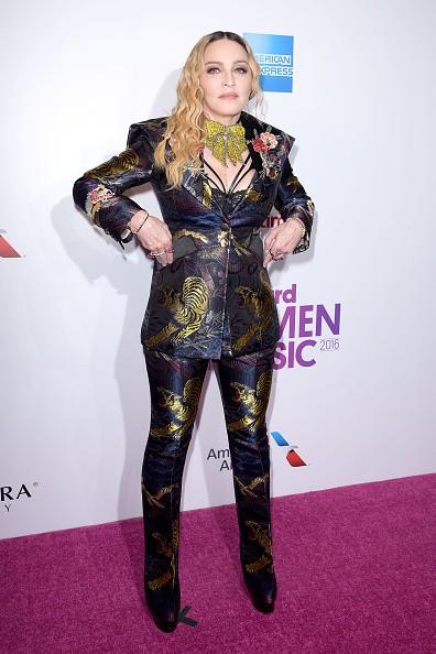 Madonna usa joias de designer brasileiro em premiação da Billboard (Foto: Divulgação)