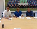 Rafael Toloi assina com o Atalanta e recebe a camisa 22 na equipe italiana