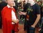 'Zero1' conversa com Renato Aragão, grande homenageado da Comic Con Experience