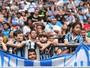 Grêmio ganha 18,5 mil novos sócios com final e tem desafio para fidelizar