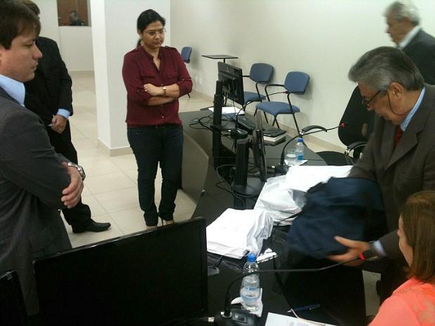 Apenas 22 candidatos passaram em prova de concurso para juiz substituto do TJAM (Foto: Nilmar Lima Gonzaga/TJAM)
