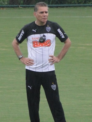 Paulo Autuori, Atlético-MG (Foto: Gabriel Duarte)