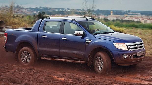 Ford Ranger 2013 (Foto: Fabio Aro)