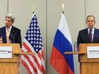 EUA e Rússia não chegam a acordo sobre Síria e discussão continua