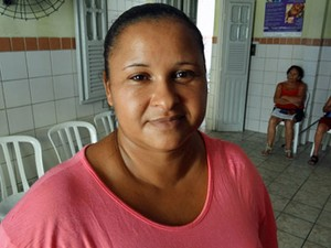 Izabel acha que PEC valoriza profissão de empregada doméstica. (Foto: Katherine Coutinho/G1)