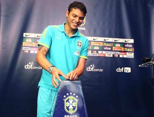 Thiago Silva, Votação craque do Brasileiro 2012 (Foto: Mowa Press)