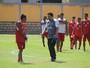Santa Cruz de Natal terá Radames contra o Potiguar; treinador estreia