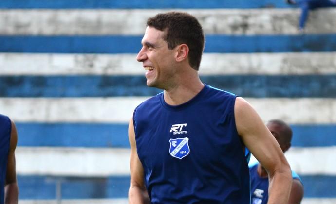 Alan Mota Taubaté (Foto: Danilo Sardinha/GloboEsporte.com)