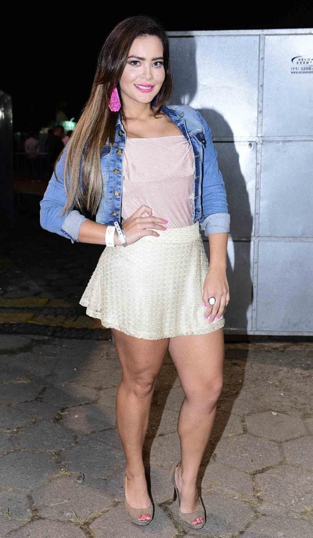 Geisy Arruda (Foto: Leo Franco/ AgNews)