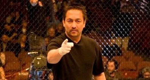 mea culpa (Divulgação/UFC)
