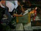 Dupla é presa por contrabando de relógios e essências de narguilé