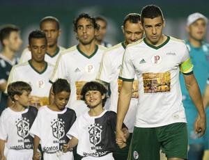 palmeiras x goiás (Foto: Cesar Greco/Ag Palmeiras/Divulgação)