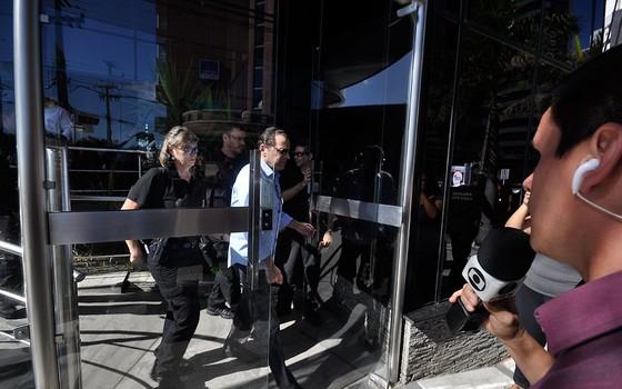 O ex-ministro Henrique Eduardo Alves foi preso nesta terça-feira (6) (Foto: Magnus Nascimento/Tribuna do Norte / Agência O Globo)