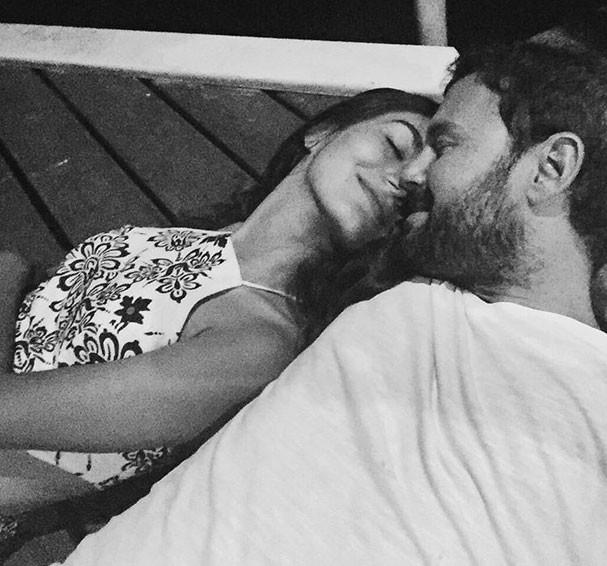 Marina Moschen e Daniel Nigri (Foto: Reprodução/Instagram)
