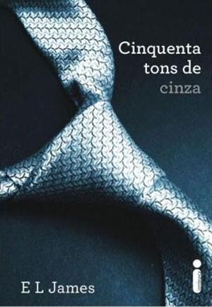 Capa do livro 'Cinquenta tons de cinza' (Foto: Divulgação)