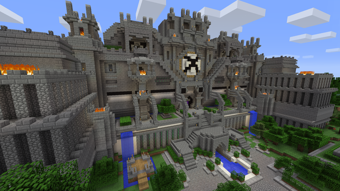 Minecraft: Xbox One Edition (Foto: Divulgação)