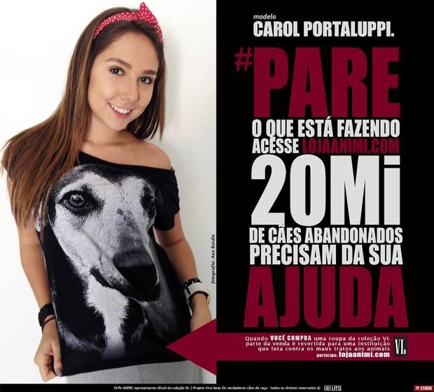 Carolina Portaluppi (Foto: Divulgação)