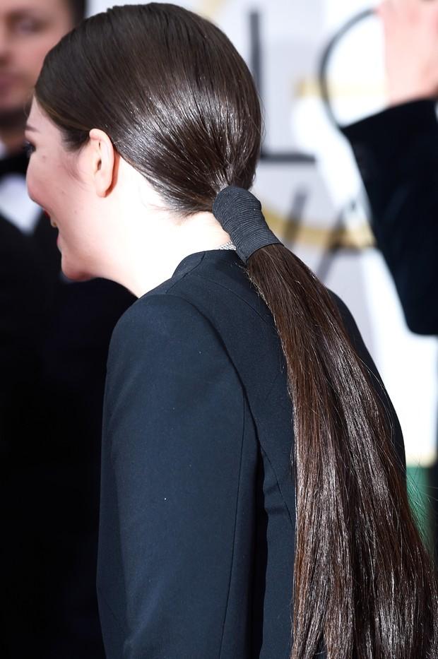 Globo de Ouro 2015 - Lorde (Foto: Agência AFP)