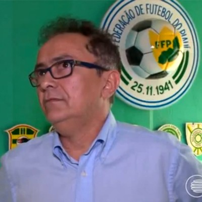 Leal Filho Flamengo-PI (Foto: Reprodução/TV Clube)