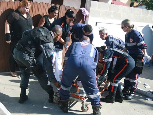 resgate aviao maricá  (Foto: Romário Barros/ Lei Seca Maricá )