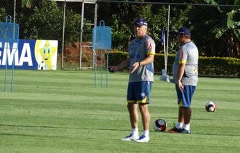 Cruzeiro faz primeira atividade tática da pré-temporada na Toca da Raposa