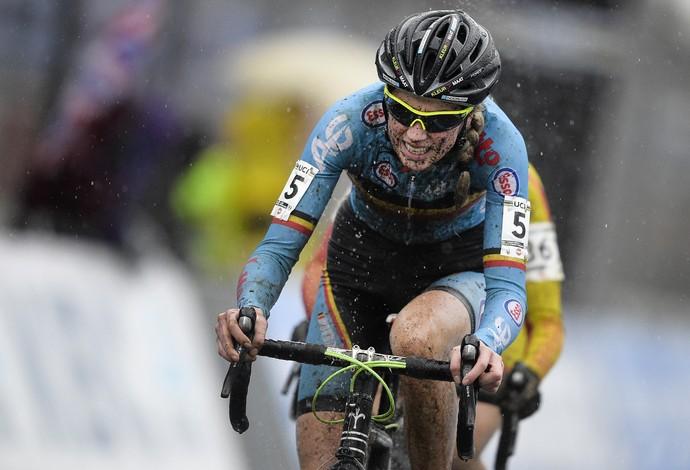 Femke Van der Driessche (Foto: AFP)