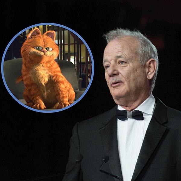 Bill Murray - 'Garfield: O Filme' (2004) (Foto: Divulgação)