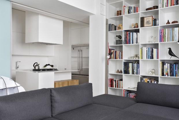 Apartamento com estilo escandinavo no Rio de Janeiro (Foto: Divulgação)
