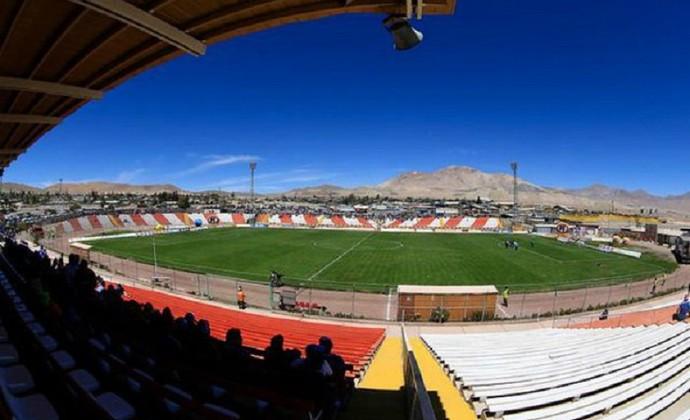 estadio cobresal (Foto: Divulgação)