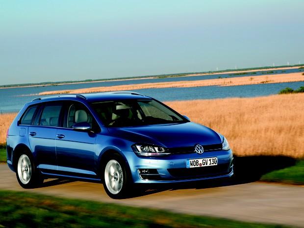 Volkswagen Golf Variant (Foto: Divulgação)