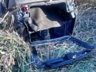 Motorista bêbado causa capotamento e fere três em Tabatinga