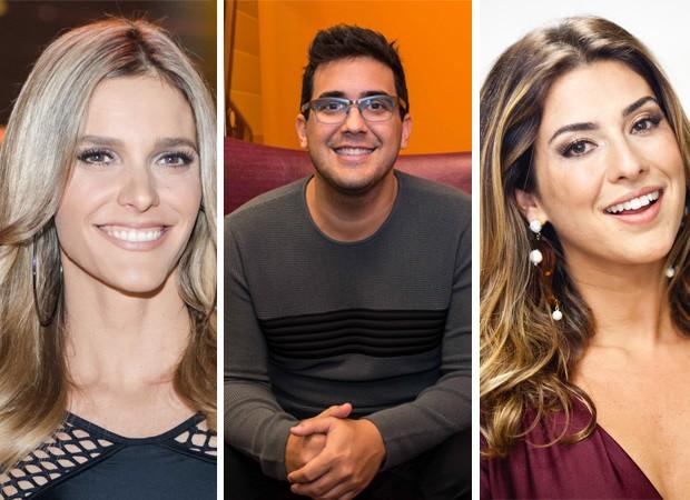Apresentadores (Foto: SuperStar / TV Globo)