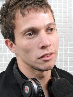 Bernard, meia do Atlético-MG (Foto: Léo Simonini / Globoesporte.com)