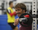 """Lugano aposta na paixão de Ceni e diz que será """"força"""" a jovens do São Paulo"""