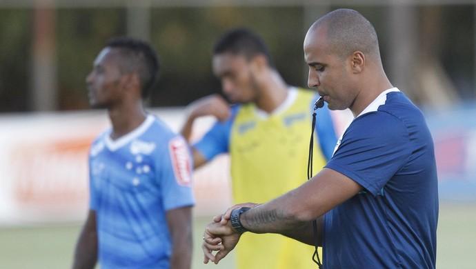 Cruzeiro; Deivid (Foto: Washington Alves)
