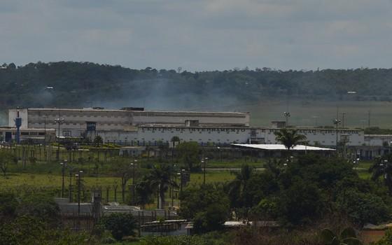 Presídio de Papuda, em Brasília (Foto: Agência Brasil)