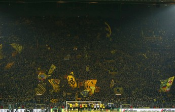 Borussia confirma vendas esgotadas e aumenta média de público para 80.391