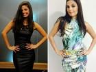 Aos 38, Emanuelle Araújo lista 3 itens que tirou da rotina para ficar mais bonita