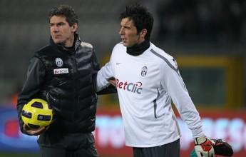 Com moral: preparador do goleiro Buffon posta defesa de Magrão
