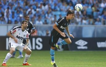 Em jogo de seis pontos, Galo tem um mini-tabu pra quebrar contra o Grêmio